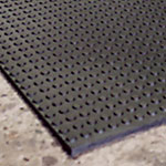 button top horse wash stall mats