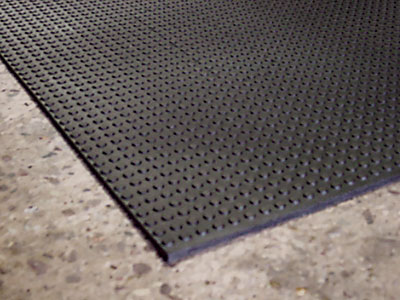 Button Top Horse Mats For Wash Stalls